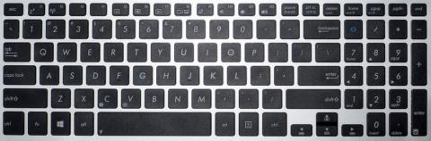 Asus-R556Dg-Notebook-Klavye