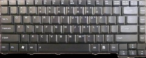 Asus-K556U-Notebook-Klavye